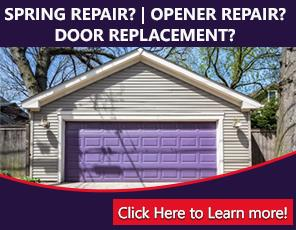 Torsion Spring Replacement - Garage Door Repair Camas, WA